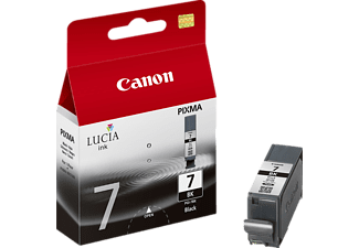 CANON Tintenpatrone PGI-7 BK