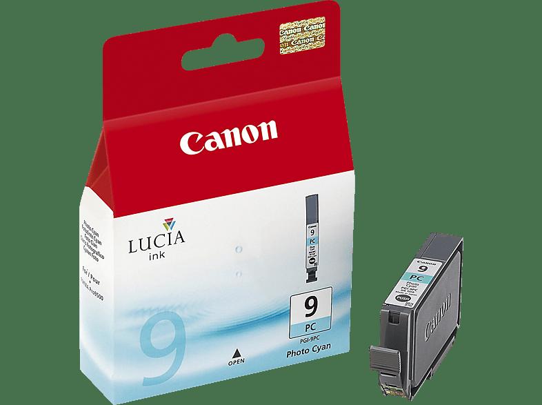 CANON PGI-9 PC Tintenpatrone Cyan (1038B001)