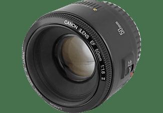 Objetivo - Canon 50 mm, f/1.8 II