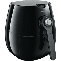 PHILIPS HD9220/20 Airfryer Fritteuse, Schwarz