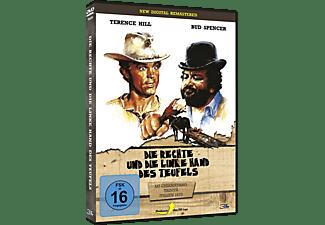 Die rechte und die linke Hand des Teufels [DVD]