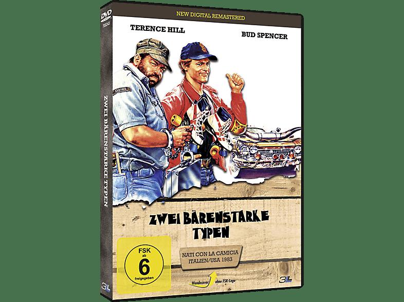 Zwei bärenstarke Typen (New Digital Remastered) [DVD]