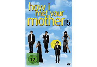 How I Met Your Mother - Staffel 5 DVD