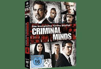 Criminal Minds - Staffel 5 DVD