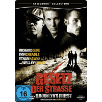 Gesetz der Straße - Brooklyn´s Finest (Steelbook Collection) DVD