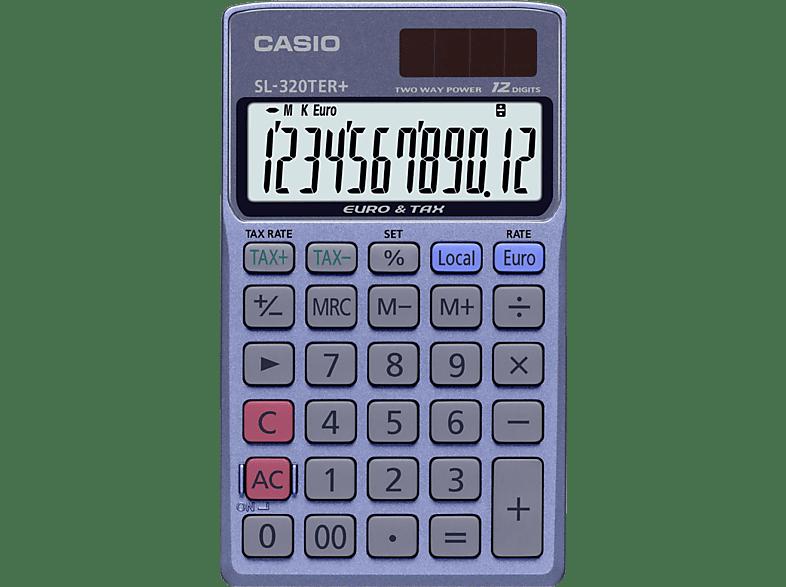 CASIO SL 320 TER+-S Taschenrechner