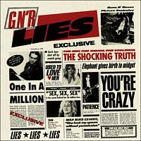 Guns N' Roses - GNR LIES [CD]