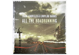 Mark Knopfler & Emmylou Harris, Knopfler,Mark Feat.Harris,Emmylou - ALL THE ROADRUNNING  - (CD)