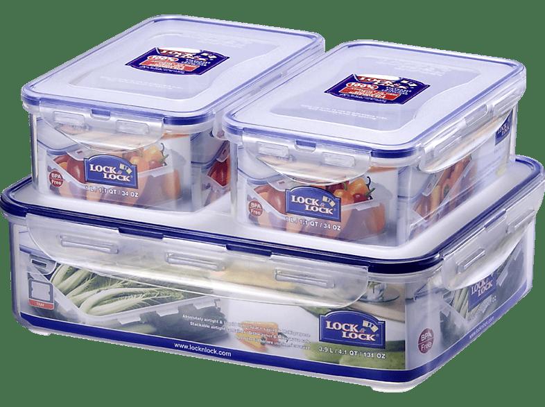 LOCK&LOCK HPL 834 SB Frischhalteboxen – Vorratsdosen – Aufbewahrungsboxen