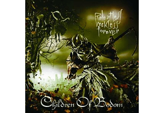 Children Of Bodom RELENTLESS RECKLESS FOREVER CD