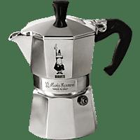 BIALETTI 1161 Moka Express Espressokocher Silber
