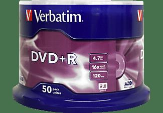 VERBATIM 43550 Datalife Plus DVD+R 4,7 16X Rohling