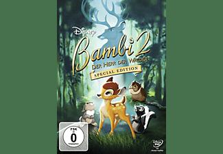 Bambi 2 - Der Herr der Wälder (SE) DVD