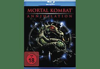 Mortal Kombat 2: Annihilation Blu-ray