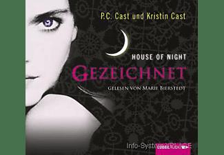 - House of Night - Gezeichnet  - (CD)