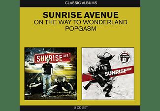 Sunrise Avenue - Sunrise Avenue - Classic Albums (2in1)  - (CD)