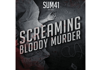 Sum 41 SCREAMING BLOODY MURDER CD