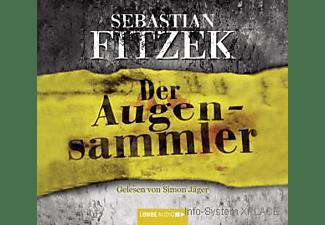 Der Augensammler  - (CD)