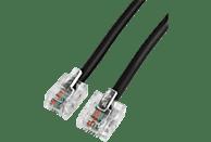 HAMA Modular-Stecker 8p4c - Modular-Stecker 6p4c 10 m