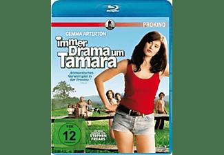 Immer Drama um Tamara Blu-ray
