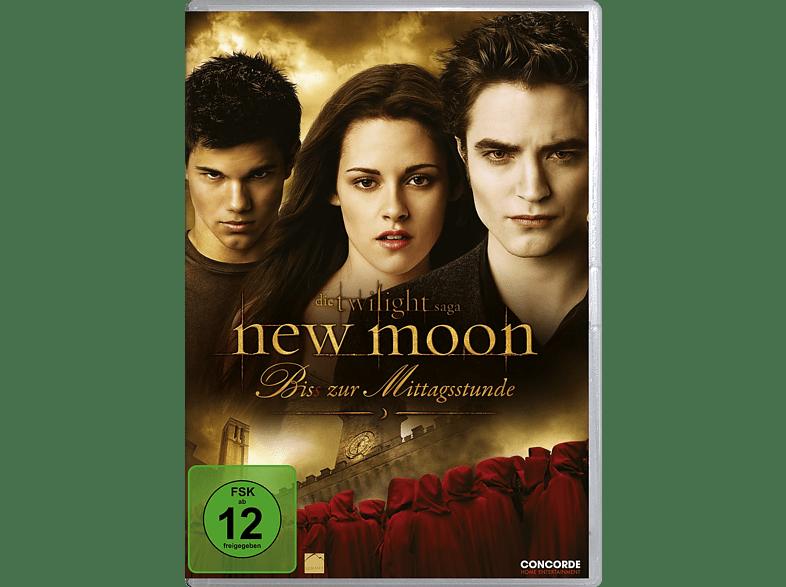 Twilight - New Moon - Bis(s) zur Mittagsstunde [DVD]