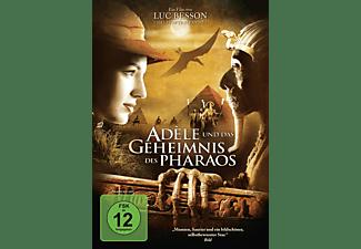 Adele und das Geheimnis des Pharaos DVD