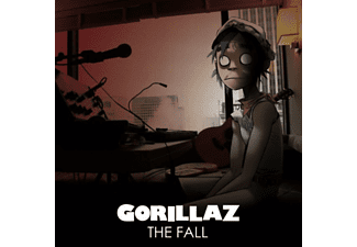 Gorillaz - The Fall  - (CD EXTRA/Enhanced)
