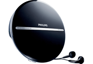 PHILIPS EXP 2546/12 Tragbarer CD-Player