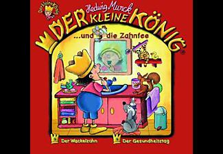 Der Kleine König - 23: Der Kleine König Und Die Zahnfee  - (CD)