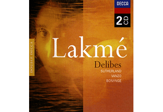 Bacquier, Sutherland/Bacquier/Bonynge - Lakme (Ga)  - (CD)