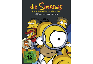 Die Simpsons - Staffel 6 [DVD]