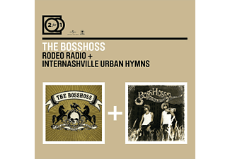 The BossHoss - 2FOR1 - RODEO RADIO/INTERNASHVILLE URBAN HYMNS - (CD)