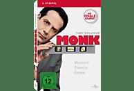 Monk - Staffel 8 [DVD]