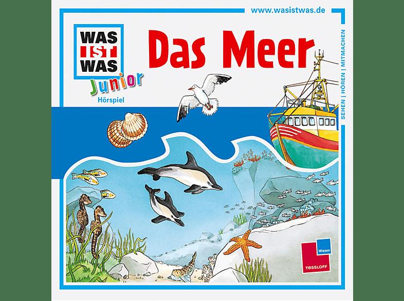 Various - WAS IST WAS? Junior 17: Das Meer - (CD)