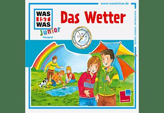 WAS IST WAS junior - 018 - DAS WETTER  - (CD)