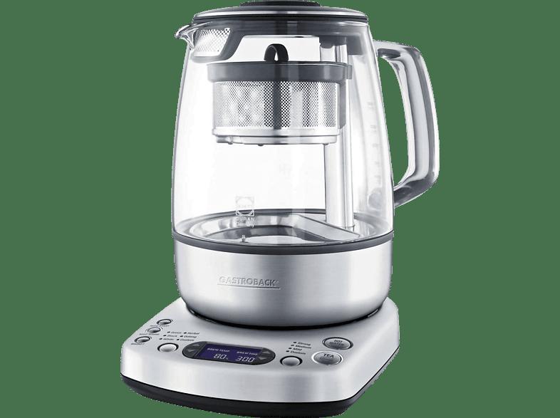 GASTROBACK 42439 Gourmet Advanced Automatic Teekocher (2000 Watt)