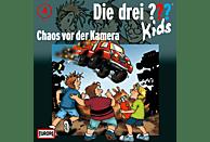 Die Drei ??? Kids 04: Chaos vor der Kamera - (CD)