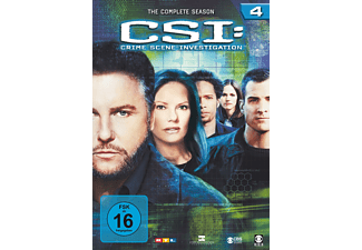 CSI: Crime Scene Investigation - Staffel 4 DVD