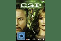 CSI: Crime Scene Investigation - Staffel 7 [DVD]