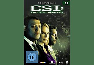 CSI: Crime Scene Investigation - Staffel 9 DVD