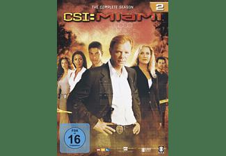CSI: Miami - Die komplette Staffel 2 [DVD]