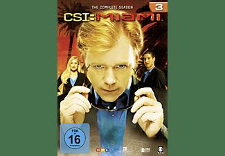 CSI: Miami - Staffel 3 (komplett) DVD