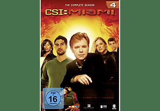 CSI: Miami - Staffel 4 (komplett) DVD