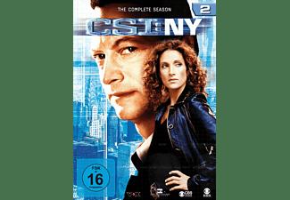 CSI: NY - Die komplette Staffel 2 [DVD]