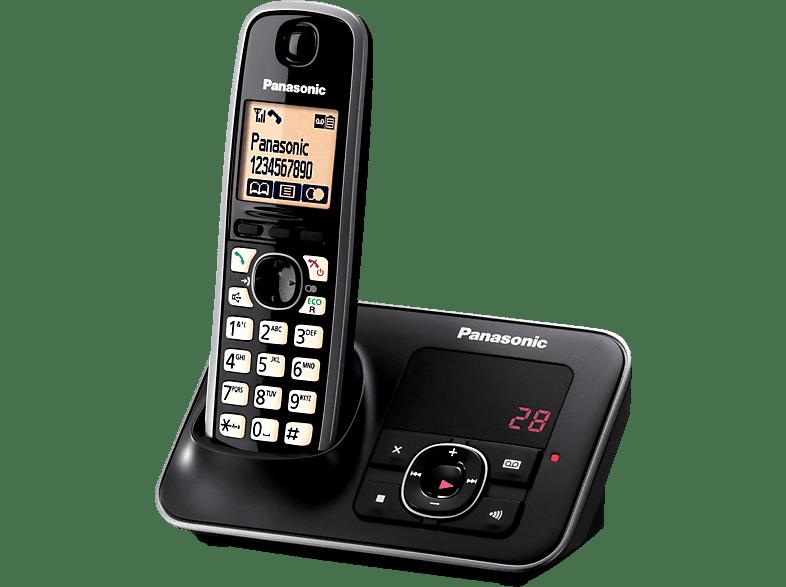 PANASONIC KX-TG 6621 GB Schnurloses Telefon