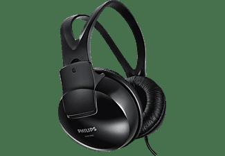 PHILIPS SHP1900/10, Over-ear Kopfhörer Schwarz