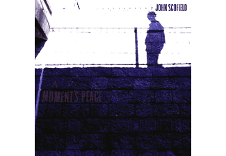 John Scofield, John Quartet Scofield - A Moment's Peace  - (CD)