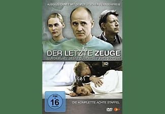 Der letzte Zeuge - Staffel 8 DVD