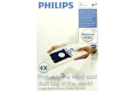 PHILIPS FC 8021/03 S-Bag Classic Long Performance Staubsaugerbeutel