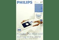 12 Staubsaugerbeutel Swirl geeignet für Philips FC 8523//09 Performer Active
